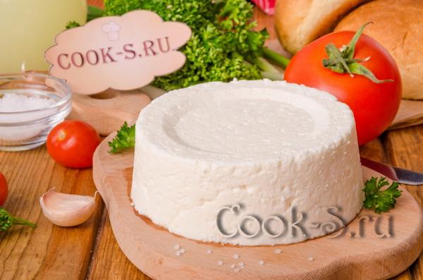 Адыгейский сыр рецепт фото пошагово