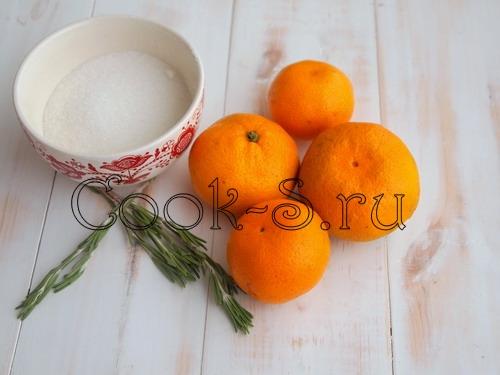 Как приготовить Джем из мандарин рецепт с фото