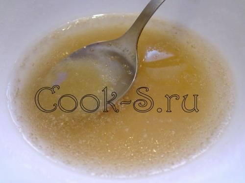 Панакота карамельная рецепт