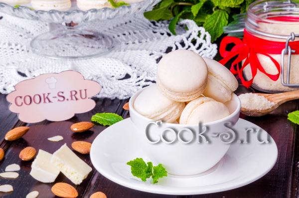 макаронс рецепт с фото пошагово