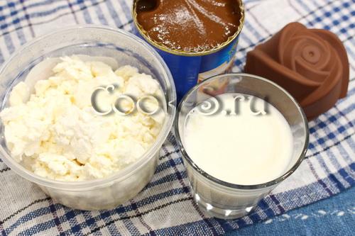 Рецепты мороженое из творога в домашних условиях 900