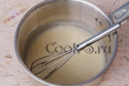 Панакота из йогурта - Пошаговый рецепт с фото, Десерты