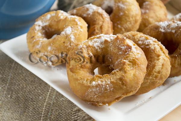 Пончики рецепт с пошагово пышные