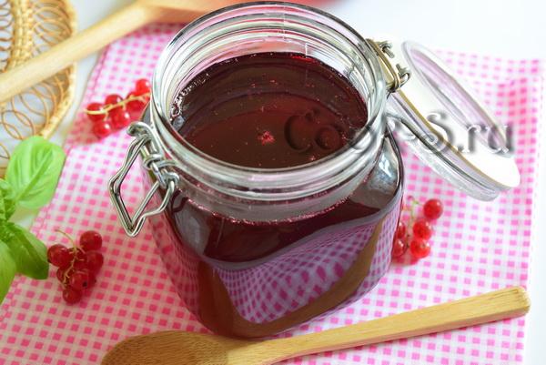 красной смородины пирог в мультиварке рецепты