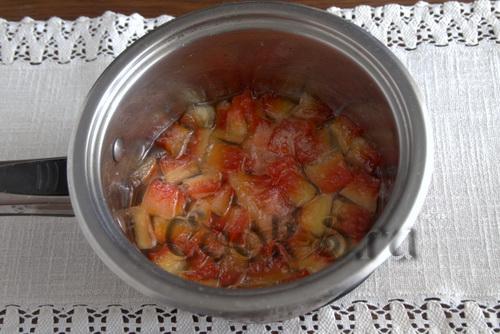 варенье из арбузных корок в домашних условиях рецепт
