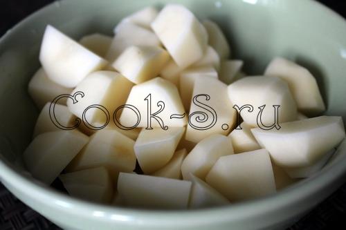 овощной суп с кабачками рецепт приготовления