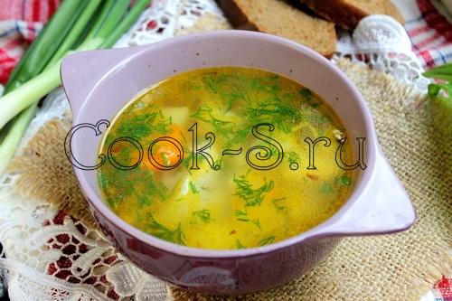 Суп их филе индейки рецепты