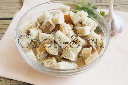 сухарики для супа