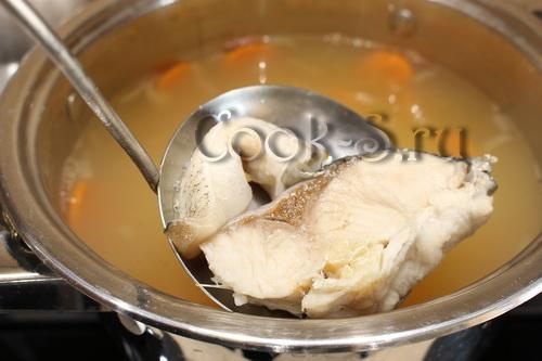 Уха с водкой рецепт с пошагово