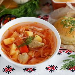 украинская кухня кулинарные рецепты