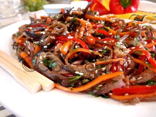Баклажаны по-корейски рецепты с фото пошагово