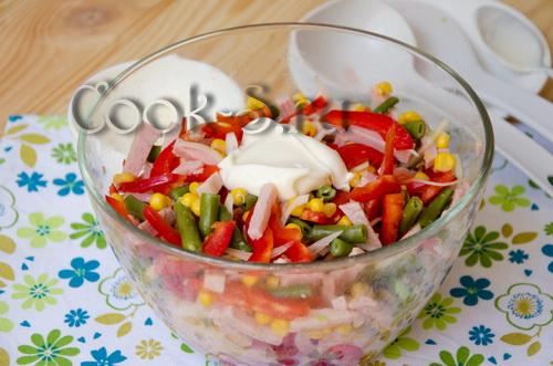 Салат колизей фото рецепт