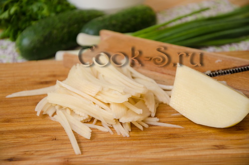 как приготовить бедро курицы на сковороде