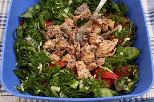 Блюда из рыбы консервированной рецепты с фото