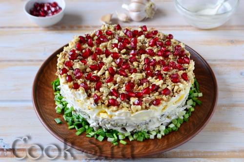 салат заботливая жена рецепт