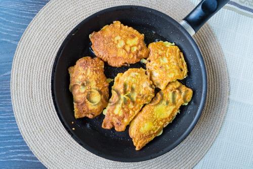 Рецепты с куриной грудкой на сковороде с пошагово
