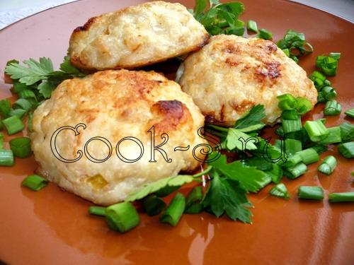 Биточки куриные в духовке диетические рецепты