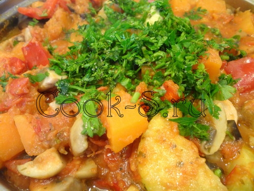 Рецепты с пошагово рагу