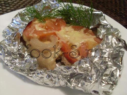 Порционная говядина в фольге в духовке рецепты 165
