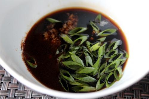 зеленый маринад для мяса в реале рецепт