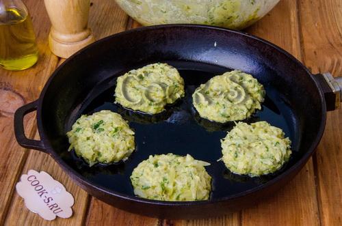 капустные котлеты с манкой рецепт с фото пошагово