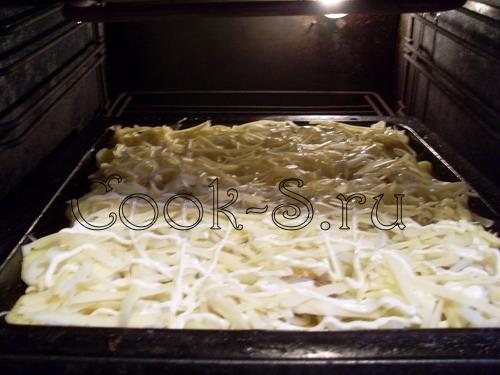 картофель запеченный в духовке - запечь