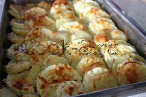 что приготовить из картошки и кабачков и мяса