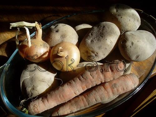 Как приготовить картошку тушеную в духовке
