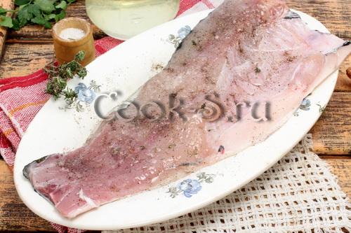 толстолобик филе рецепты фото