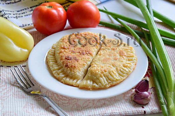 Чебуреки с сыром рецепт с фото