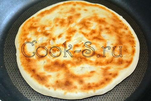 хачапури с сыром пошаговый рецепт с фото