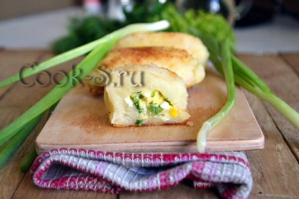 Картофельные котлеты рецепт для заморозки
