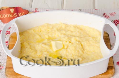 Рецепты кукурузная каша в пароварке