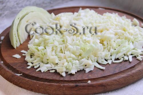 как приготовить голубцы из капусты с фаршем и рисом пошаговый рецеп