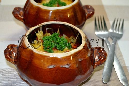 Простой салат с белой консервированной фасолью рецепт