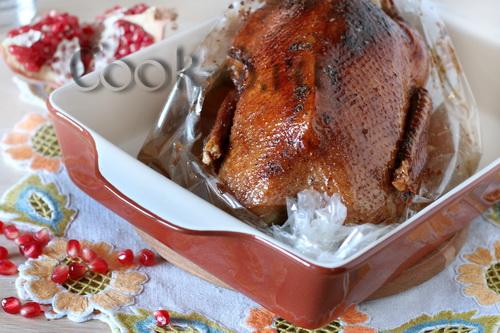 Филе из уткиы в духовке