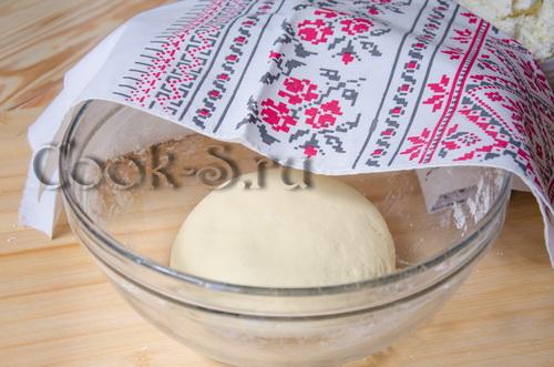 тесто для соленых вареников