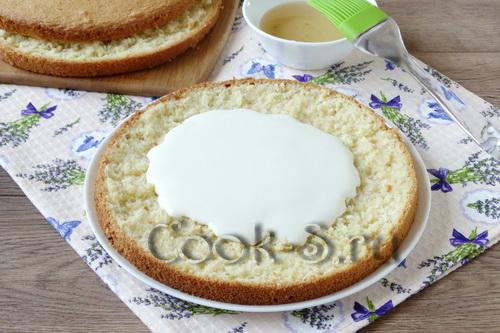 Сметанно-творожный крем для торта рецепт с пошагово