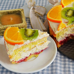Торты фруктовые рецепты