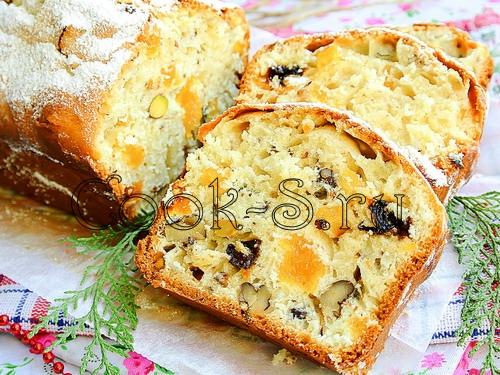 Пироги с сухофруктами рецепты с