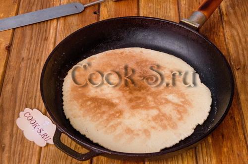 Рецепт медовика на сковороде пошагово