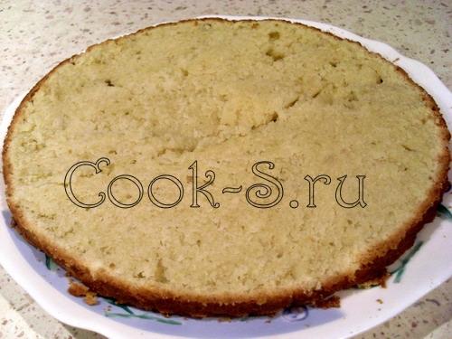 Ореховый торт рецепт на домашних условиях 756