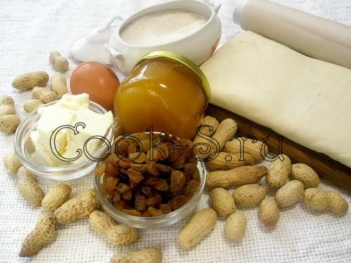 пахлава - ингредиенты