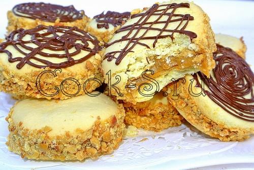 аргентинское печенья рецепты