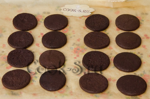 печенье орео рецепт