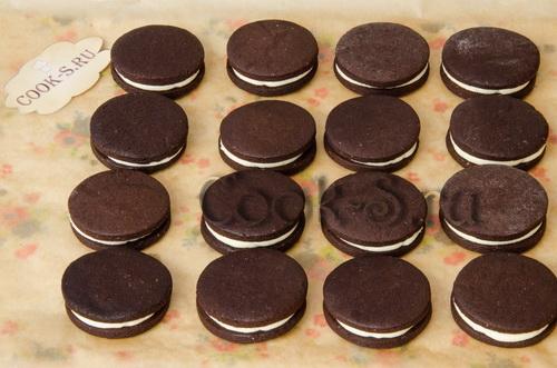 печенье орео рецепт с фото