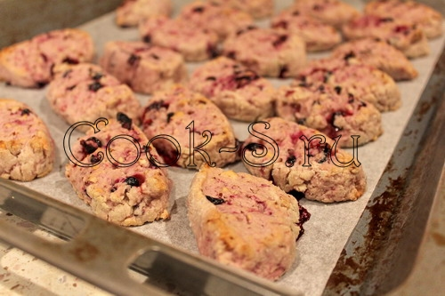Рецепт печенья с смородиновым вареньем рецепт