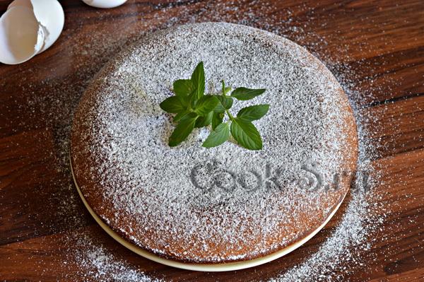 пирог на сметане в мультиварке