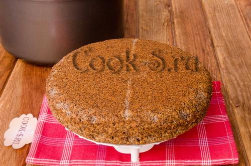 пирог с маком в мультиварке рецепт