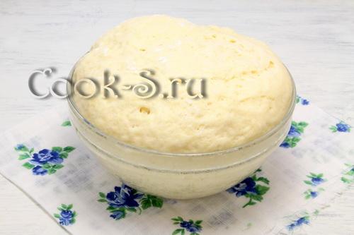 Пирог из яблочного пюре рецепт пошагово